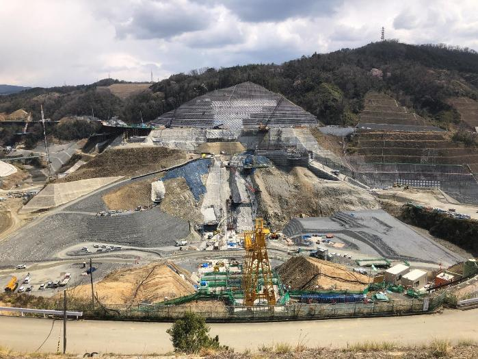 安威川ダム事業の現状と経過/茨木市